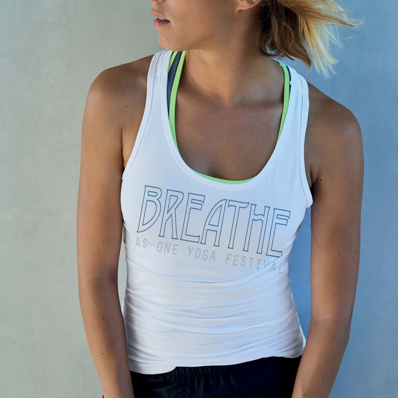 Breathe as One Festival product shirt